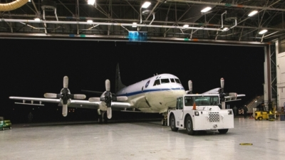 aeronautical flight testing