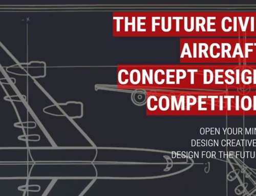 3rd Place – Future Civil Aircraft Concept Design Competition!
