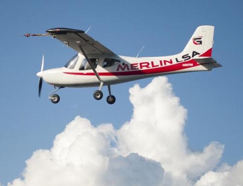 Glasair Aviation's Merlin LSA Receives FAA Light-Sport Certification