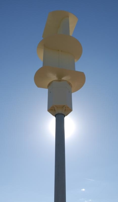 Sunburst Turbine