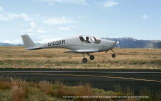 First flight of a new Nexaer LSA