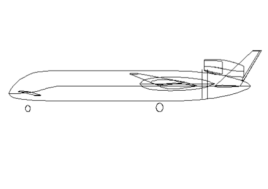 Advanced Aircraft Analysis AAA - Three View