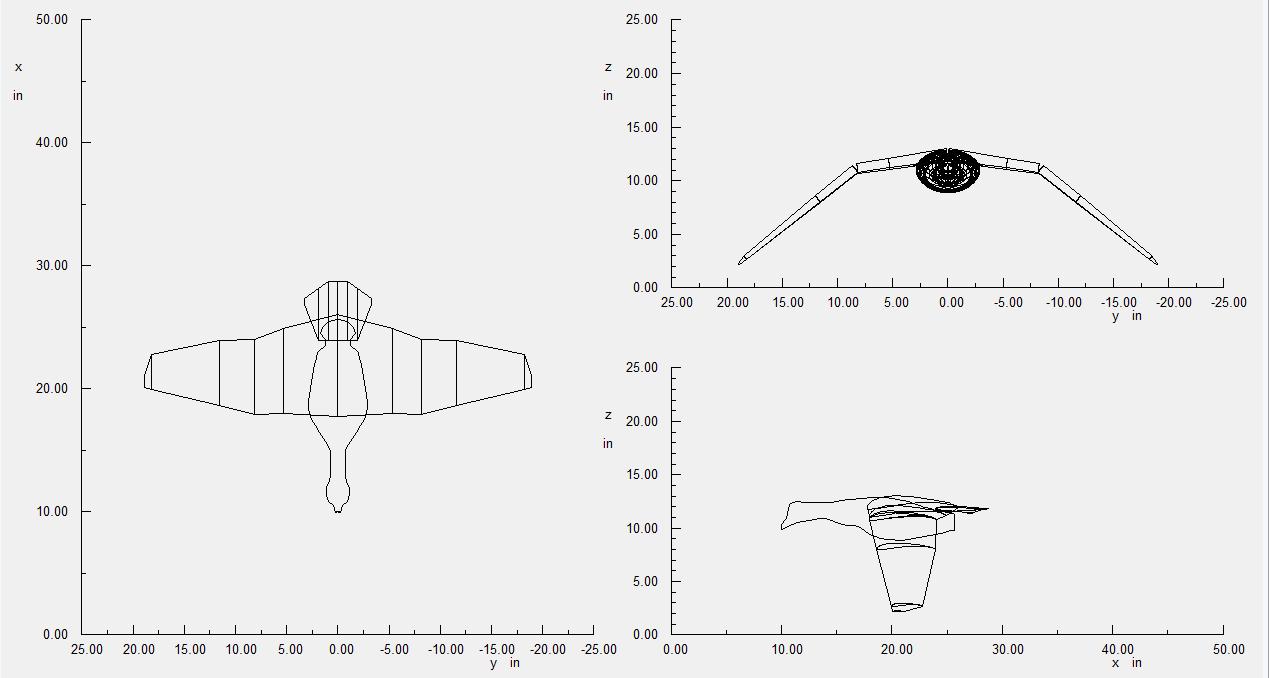 Aeronautical Engineering Ross_Goose_t=0.18