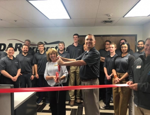 DARcorporation Ribbon Cutting & Open House