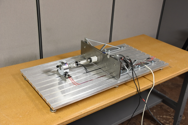 Motor Characterization Testing Stand